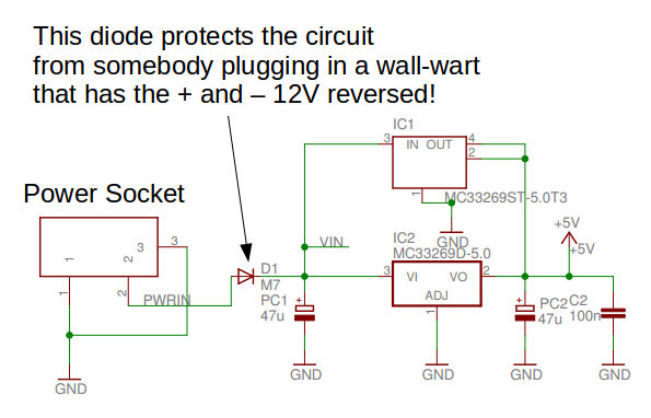 protection-diode